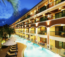 Bilde av hotellet Karon Sea Sands Resort - nummer 1 av 31
