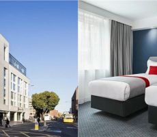 Hotellbilder av Holiday Inn Express Dublin City Centre - nummer 1 av 34