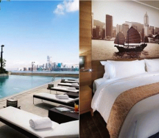 Hotellbilder av Harbour Grand Hong Kong Hotel - nummer 1 av 26