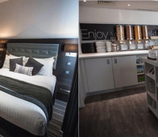 Hotellbilder av W14 Hotel Kensington London - nummer 1 av 23