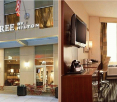 Bilde av hotellet DoubleTree by Hilton New York Downtown (ex. Double - nummer 1 av 13