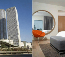 Hotellbilder av Crowne Plaza Tel Aviv City Center - nummer 1 av 10