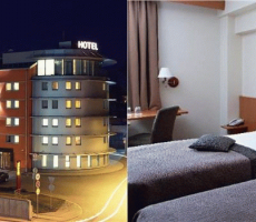 Hotellbilder av Art City Inn Hotel (ex Europa City Vilnius) - nummer 1 av 11