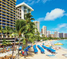 Bilde av hotellet Outrigger Waikiki On The Beach - nummer 1 av 7