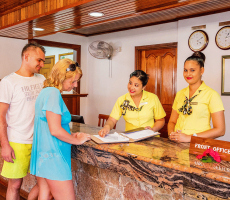 Bilde av hotellet La Digue Island Lodge - nummer 1 av 12