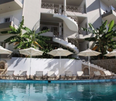 Bilde av hotellet Sunset Hotel Apartments - nummer 1 av 13