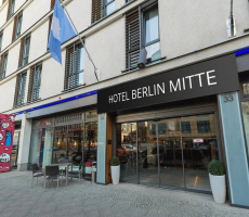 Bilde av hotellet Innside by Melia Berlin Mitte (ex Hotel Berlin Mitte managed by Melia Hotels International) - nummer 1 av 18