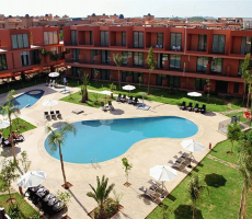Bilde av hotellet Rawabi Hotel and SPA - nummer 1 av 13