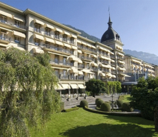 Bilde av hotellet Victoria Jungfrau Grand Hotel and Spa - nummer 1 av 6