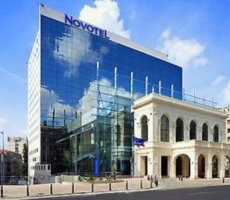 Bilde av hotellet Novotel Bucharest City Centre - nummer 1 av 6