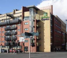 Bilde av hotellet Express By Holiday Inn City Riverside - nummer 1 av 7