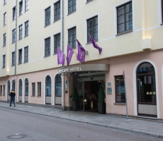Bilde av hotellet Mercure Hotel Muenchen City Center - nummer 1 av 18