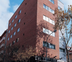 Bilde av hotellet NH Barcelona Entenza (ex. NH Sants Center) - nummer 1 av 14