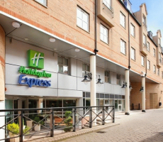 Bilde av hotellet Holiday Inn Express London Hammersmith - nummer 1 av 6