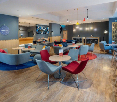 Bilde av hotellet Holiday Inn Express London Heathrow T4 - nummer 1 av 25