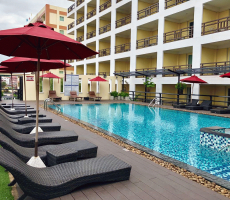 Bilde av hotellet Golden Sea Pattaya Hotel - nummer 1 av 45