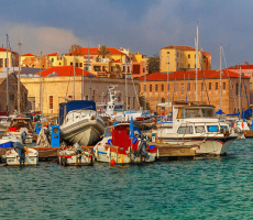 Reiseguide til Chania by