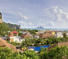 Bilde av hotellet Ao Nang Cliff Beach Resort - nummer 1 av 10