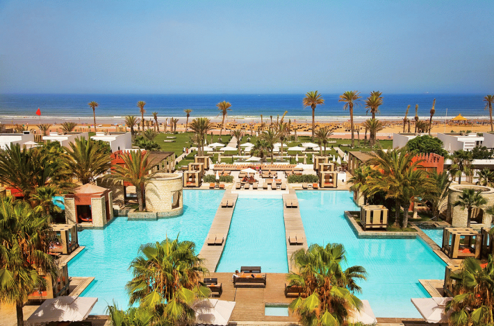 Bilde av hotellet Sofitel Agadir Royal Bay Resort - nummer 1 av 41