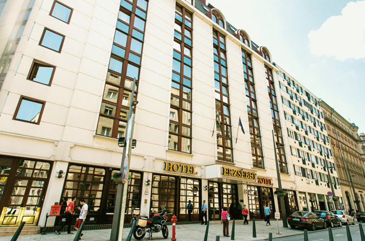 Bilde av hotellet Hotel Erzsebet City Center - nummer 1 av 12