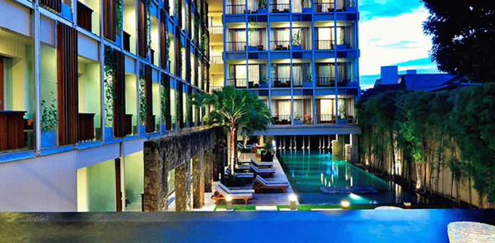 Bilde av hotellet The Haven Seminyak - nummer 1 av 20
