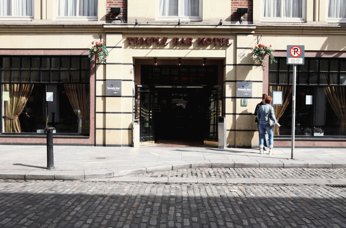 Bilde av hotellet The Temple Bar - nummer 1 av 12