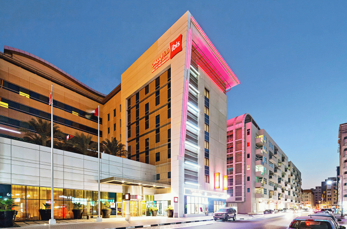 Bilde av hotellet Ibis Mall Of The Emirates - nummer 1 av 19