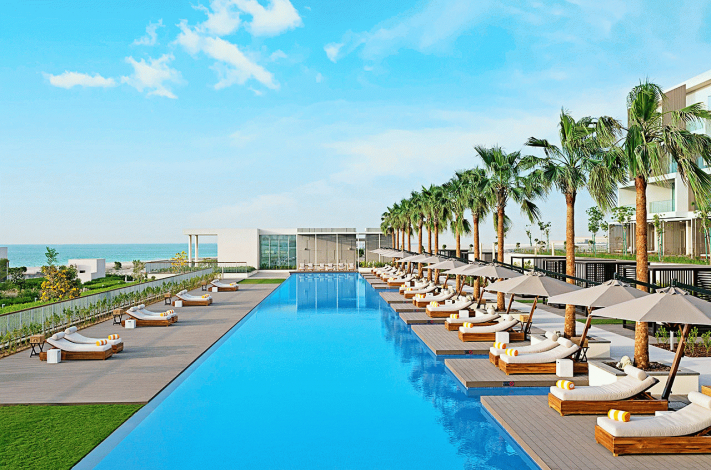 Bilde av hotellet The Oberoi Beach Resort, Al Zorah - nummer 1 av 28