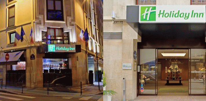 Bilde av hotellet Holiday Inn St Germain Des Pres - nummer 1 av 4