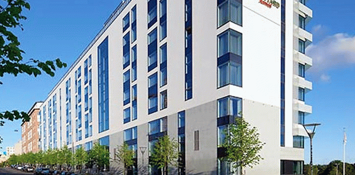 Bilde av hotellet Courtyard Marriott Stockholm Kungsholmen - nummer 1 av 12