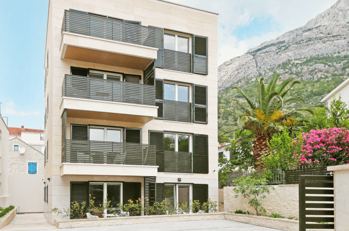Bilde av hotellet Magic Stone Apartment - nummer 1 av 18