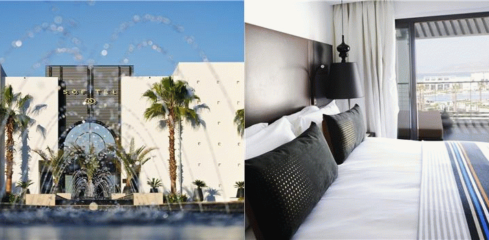 Bilde av hotellet Sofitel Agadir Thalassa Sea and Spa - nummer 1 av 12