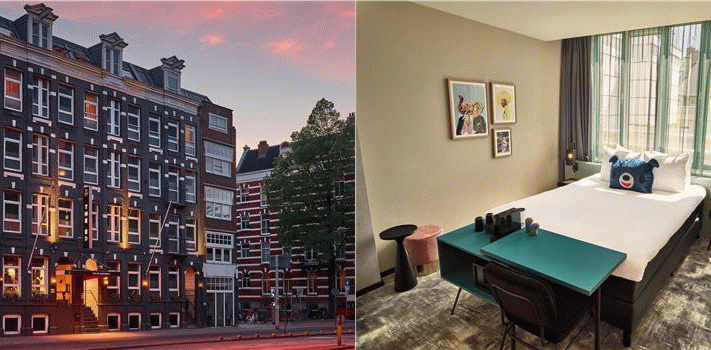 Bilde av hotellet The ED Amsterdam (ex: Hampshire Theatre District) - nummer 1 av 19