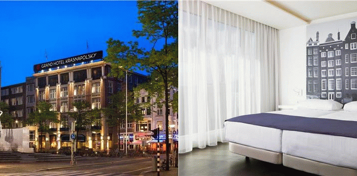 Bilde av hotellet NH Collection Grand Hotel Krasnapolsky - nummer 1 av 10