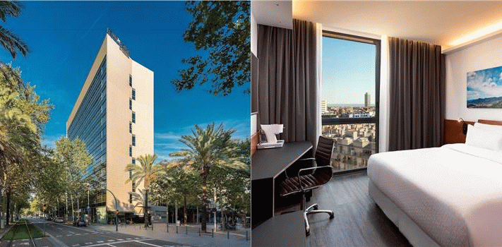 Bilde av hotellet Four Points By Sheraton Barcelona Diagonal - nummer 1 av 37