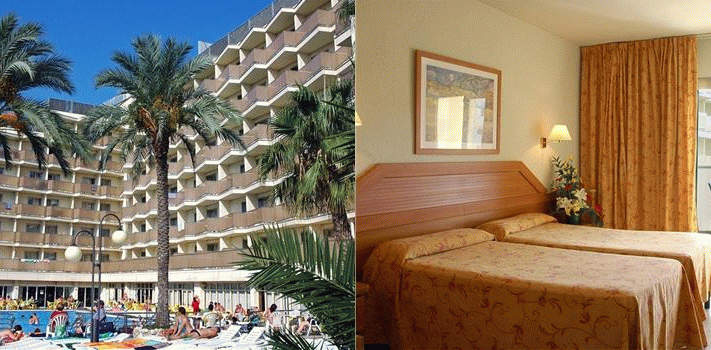 Bilde av hotellet H TOP Royal Beach - nummer 1 av 7