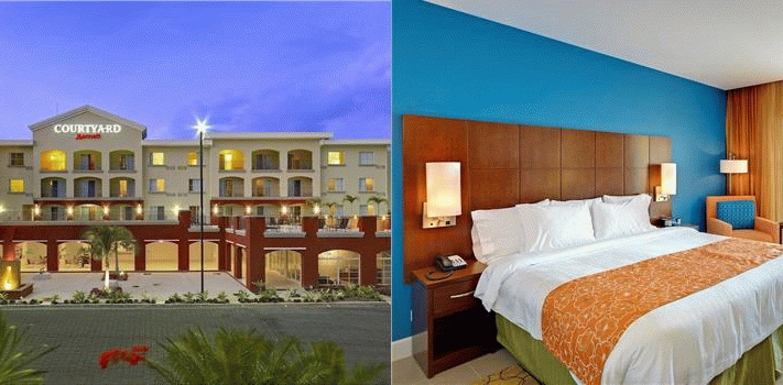 Bilde av hotellet Courtyard by Marriott Bridgetown, Barbados - nummer 1 av 35