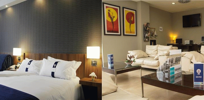 Bilde av hotellet Holiday Inn Express Bilbao - nummer 1 av 29