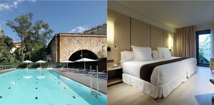 Bilde av hotellet Occidental Bilbao - nummer 1 av 43