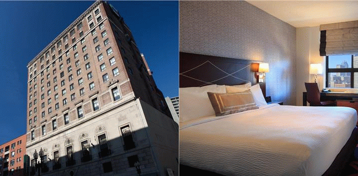 Bilde av hotellet Courtyard by Marriott Boston Downtown - nummer 1 av 32