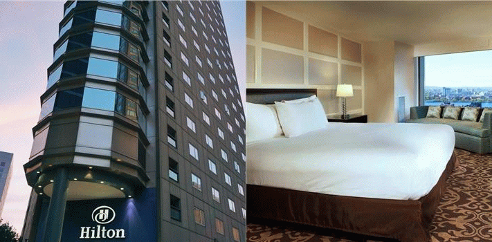 Bilde av hotellet Hilton Boston Back Bay - nummer 1 av 43