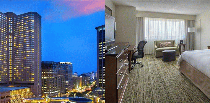 Bilde av hotellet Boston Marriott Copley Place - nummer 1 av 55