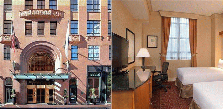 Bilde av hotellet Hilton Boston Downtown/Faneuil Hall - nummer 1 av 84