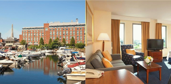 Bilde av hotellet Residence Inn by Marriott Boston Harbor on Tudor W - nummer 1 av 27
