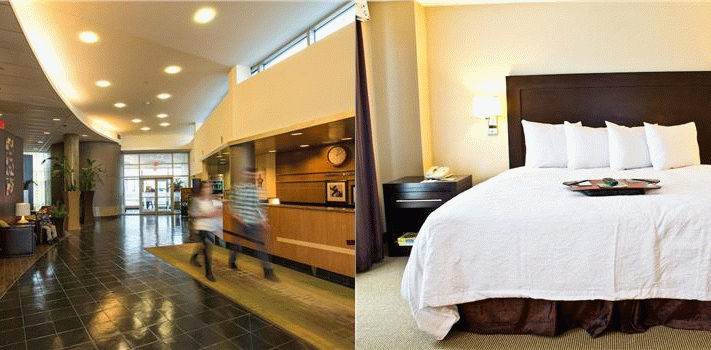 Bilde av hotellet Hampton Inn & Suites Boston Crosstown Center - nummer 1 av 48