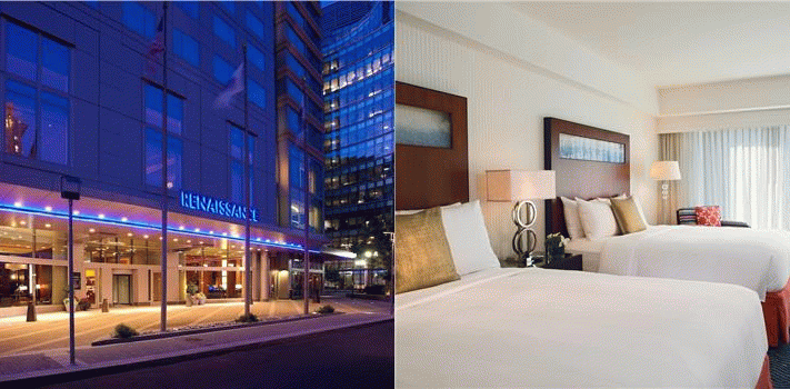 Bilde av hotellet Renaissance Boston Waterfront Hotel - nummer 1 av 42