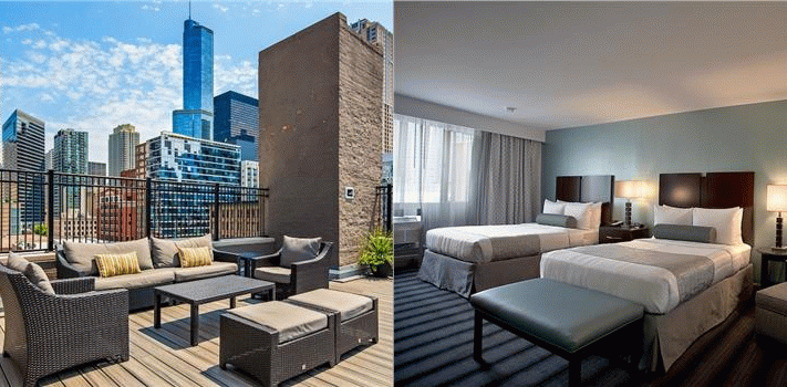 Bilde av hotellet Best Western River North Hotel - nummer 1 av 33