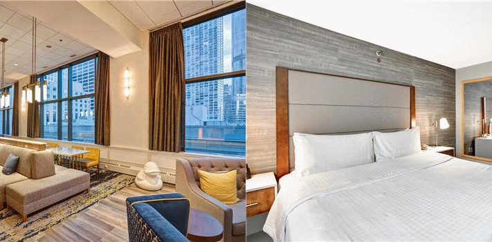 Bilde av hotellet Homewood Suites by Hilton Chicago Downtown - nummer 1 av 39