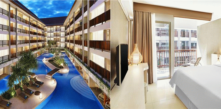 Bilde av hotellet Four Points By Sheraton Bali, Kuta - nummer 1 av 45