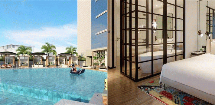 Bilde av hotellet Zabeel House by Jumeirah, The Greens - nummer 1 av 51